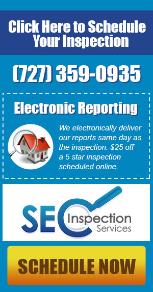 Schedule Online at SEC Inspection Services Tampa Home Inspection